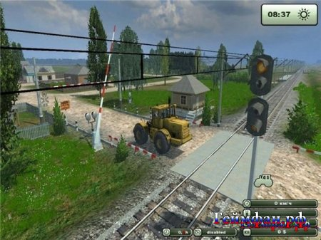 "��� ��������� ���������� ���� � ����� � ���� ""Farming Simulator 2013"""