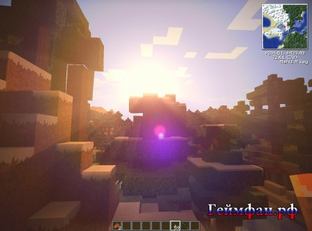Minecraft с многими модами